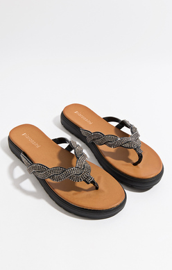 Sandrine Slippers