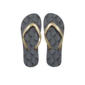 Graphic Shells Slippers