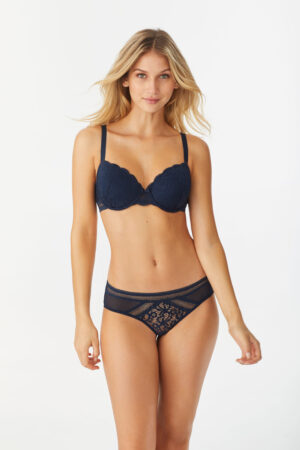 Blue Storm Lingerie Set-1