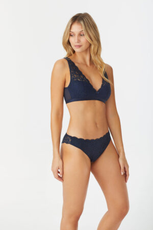 Blue Storm Lingerie Set-2